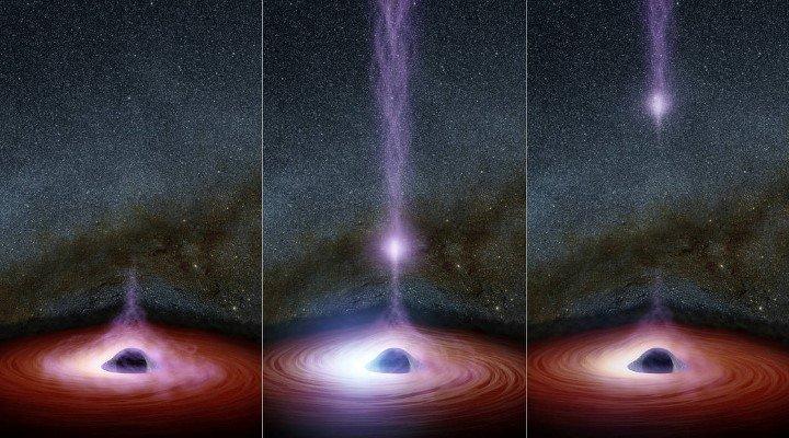 La densa historia de los agujeros negros - Marcianos