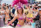 chicas danesas festival de copenhagen