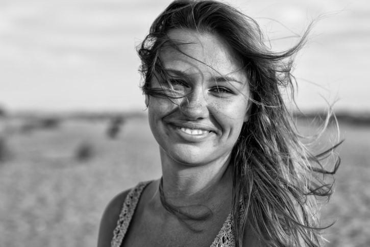 chicas danesas sonriendo