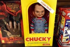 chucky muñeco caja