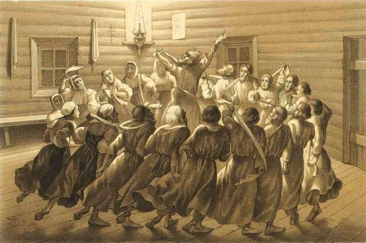 danza de los skoptsy
