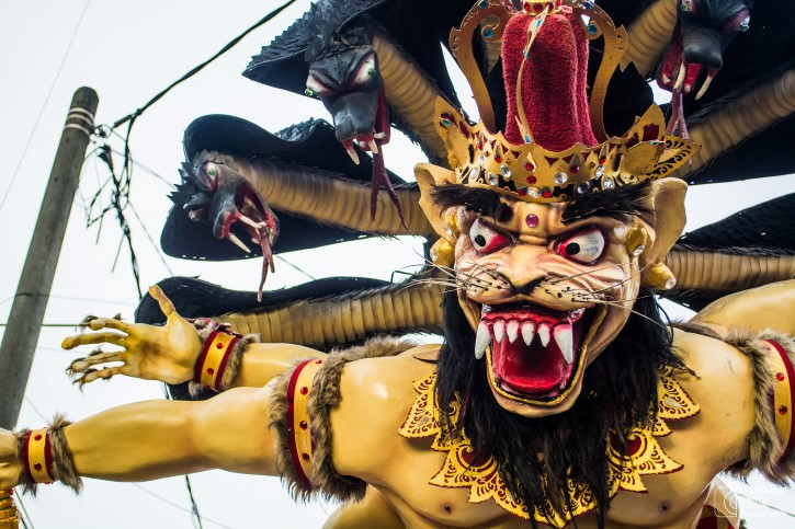 demonio hindu
