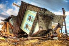 devastacion de una tormenta