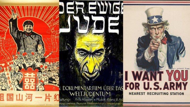 ejemplos de propaganda