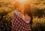 el amor y la amistad pareja enamorada