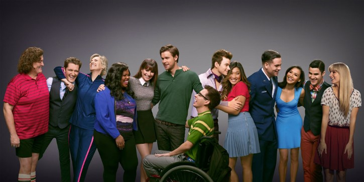 elenco de glee temporada 6