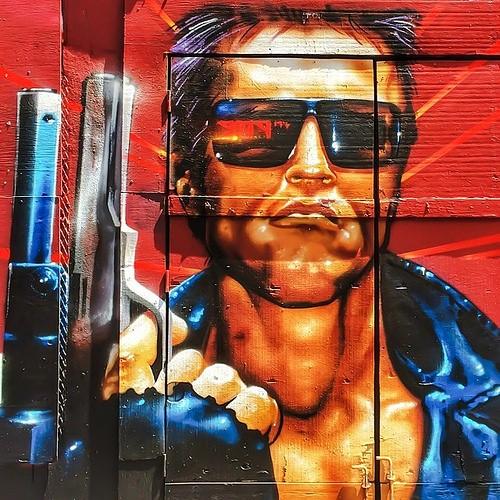 grafitti terminator