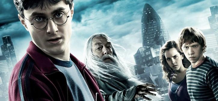 harry potter y el misterio del principe poster