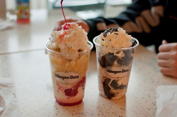 helados Häagen Dazs