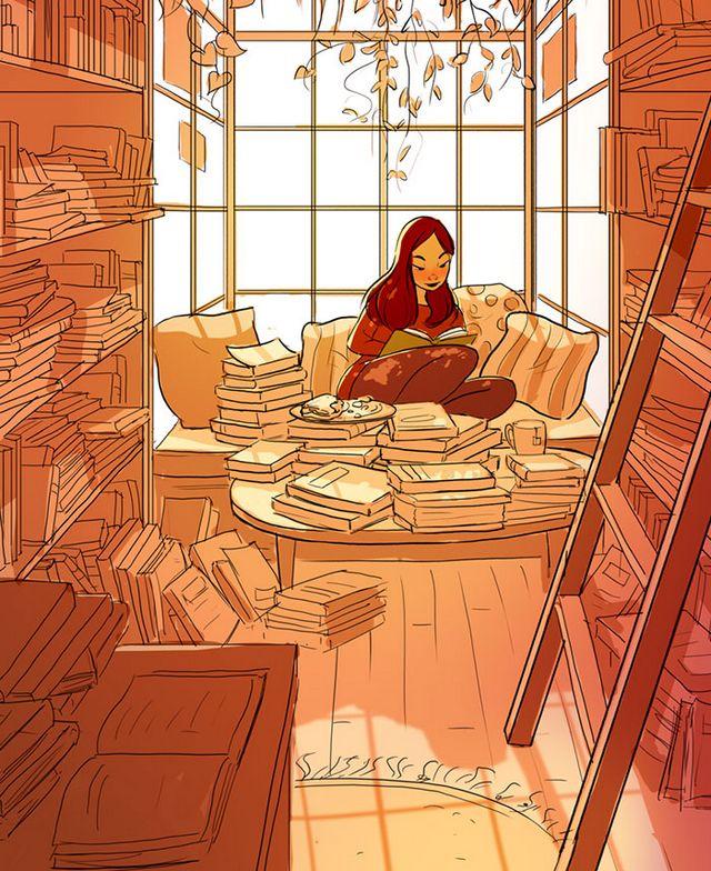 ilustraciones placer vivir solo (10)
