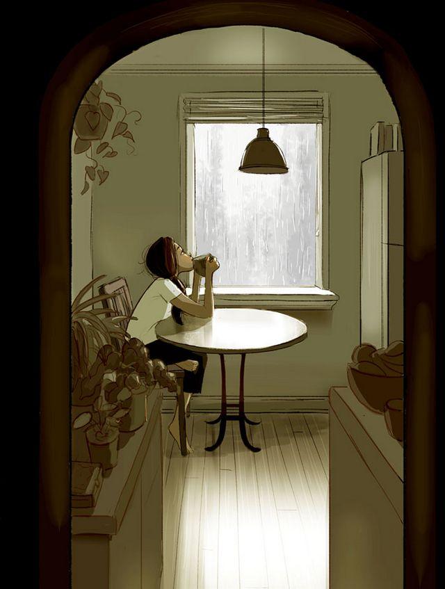 ilustraciones placer vivir solo (8)
