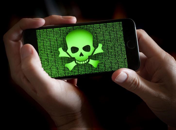 infeccion malwarer smartphone