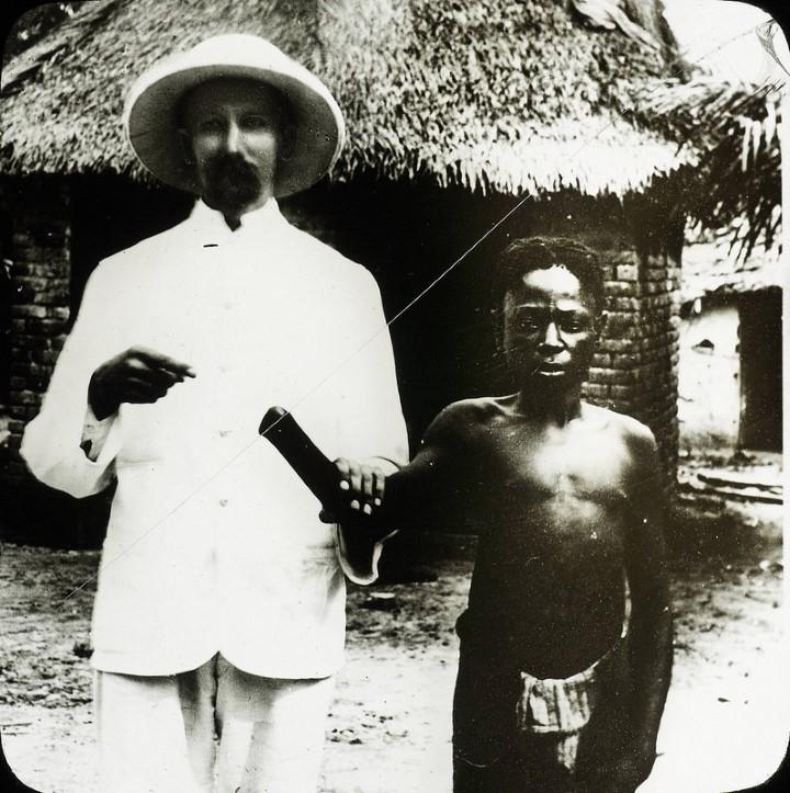 mutilados del congo colonizacion
