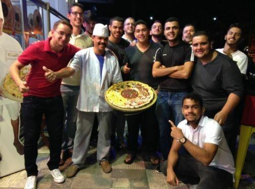 pizzaria batepapo