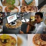 Pizzaria Batepapo, las pizzas más locas del planeta