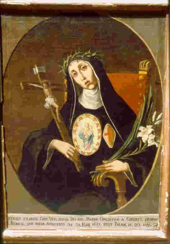 Isabella Tomasi Maria Crocifissa della Concezione