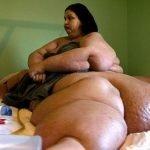 """Mujer acusada de """"aplastar"""" a su sobrino pierde casi 400 kilogramos"""