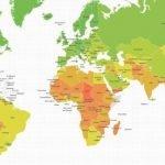 Estos son los países que pueden sobrevivir al calentamiento global