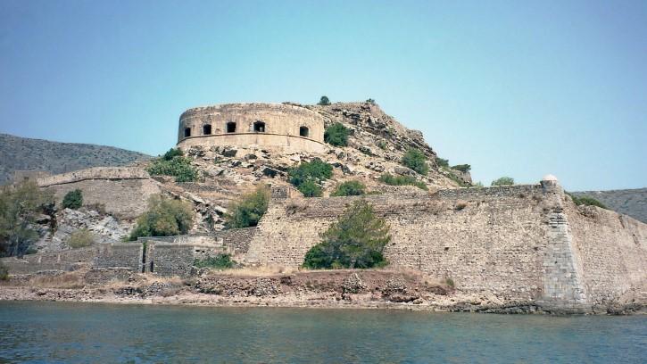 Spinalonga isla de las lagrimas en grecia
