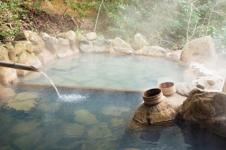 aguas termales en japon