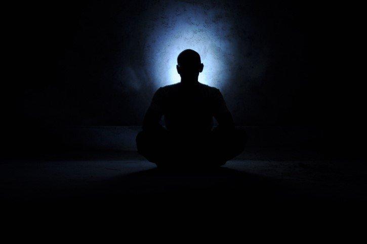 el aura y la meditacion