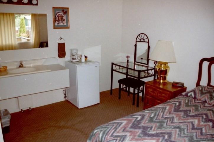 habitacion lake quinault inn interior