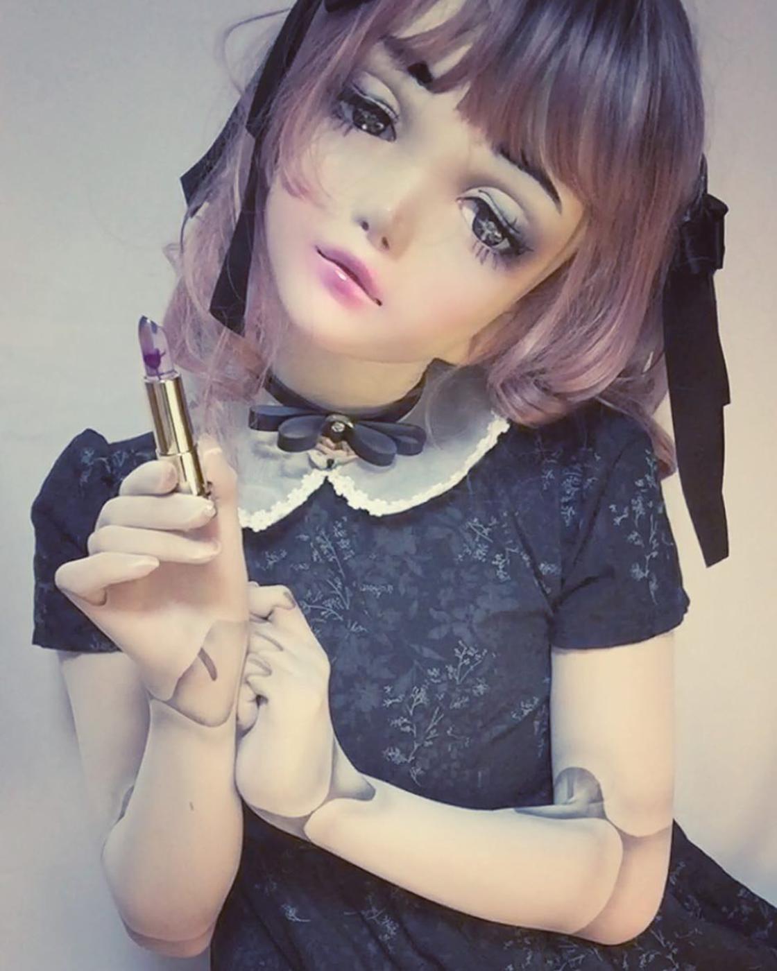 luluidoll muñeca japonesas viviente (10)