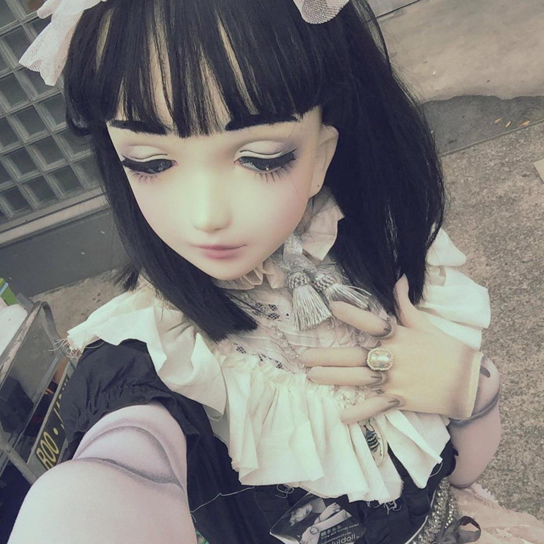 luluidoll muñeca japonesas viviente (12)