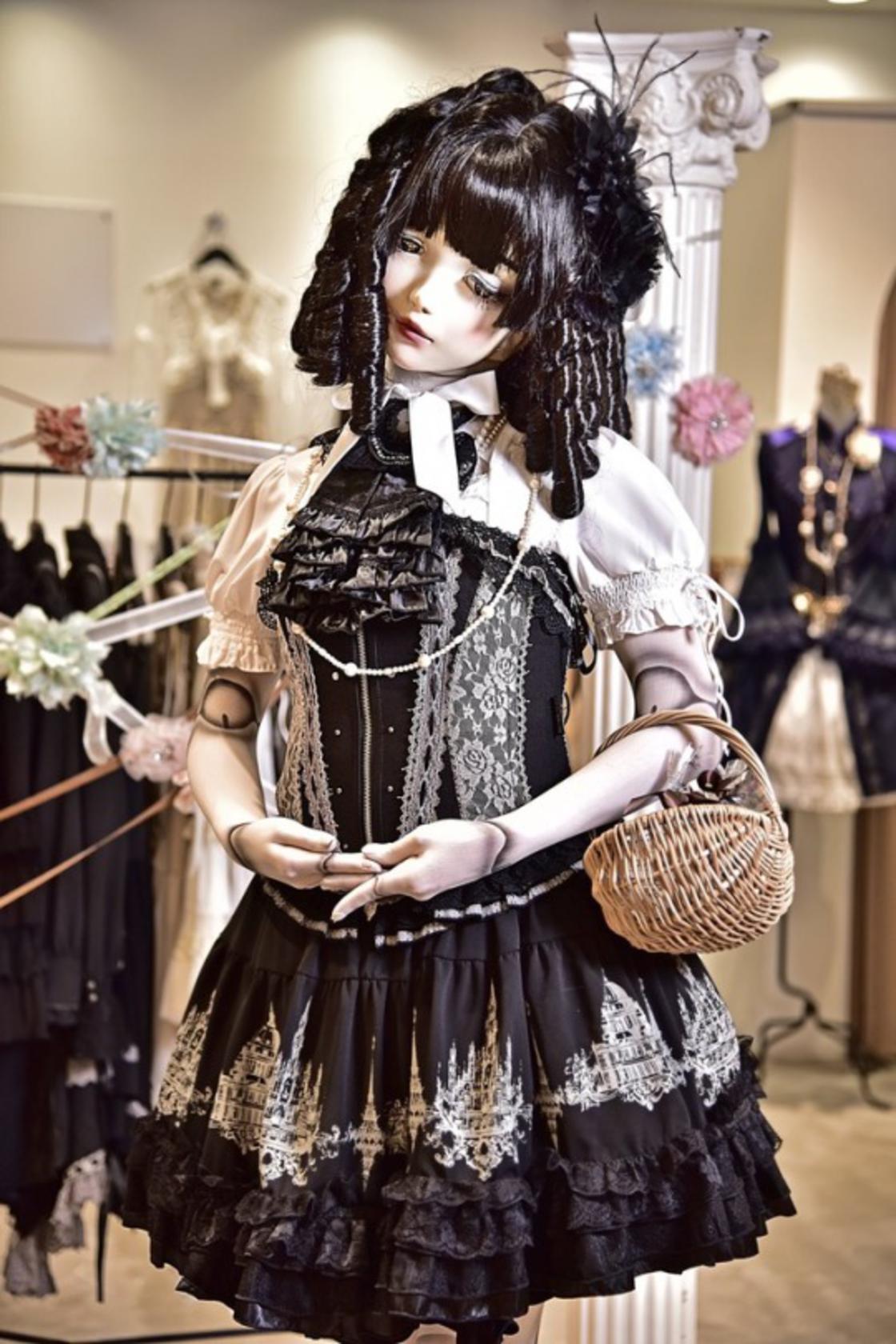 luluidoll muñeca japonesas viviente (13)