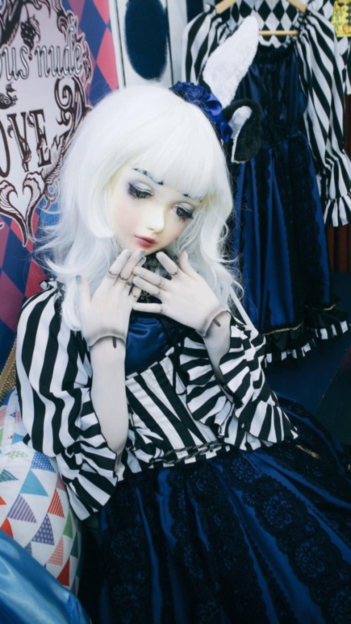 luluidoll muñeca japonesas viviente (14)