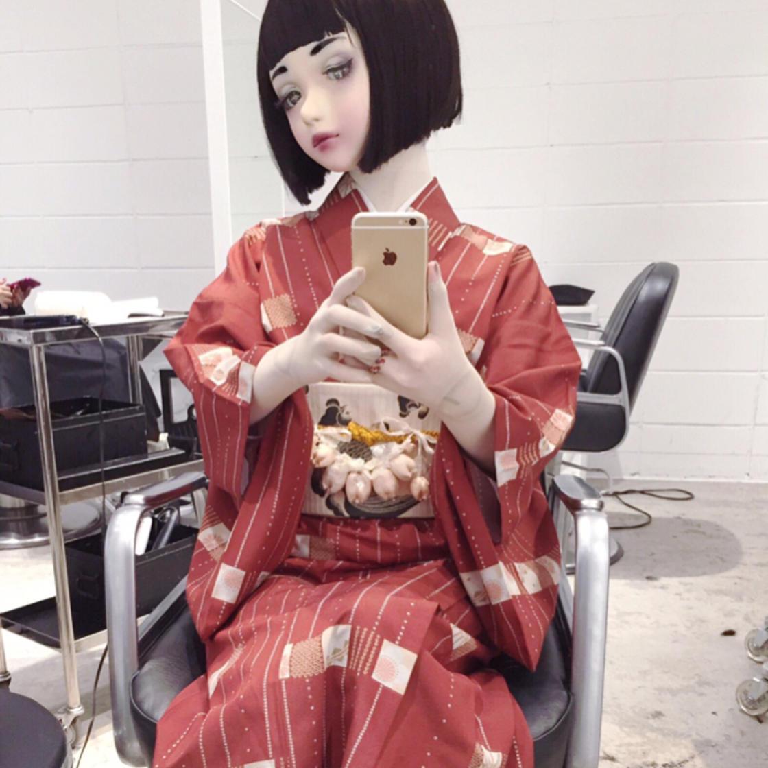 luluidoll muñeca japonesas viviente (15)