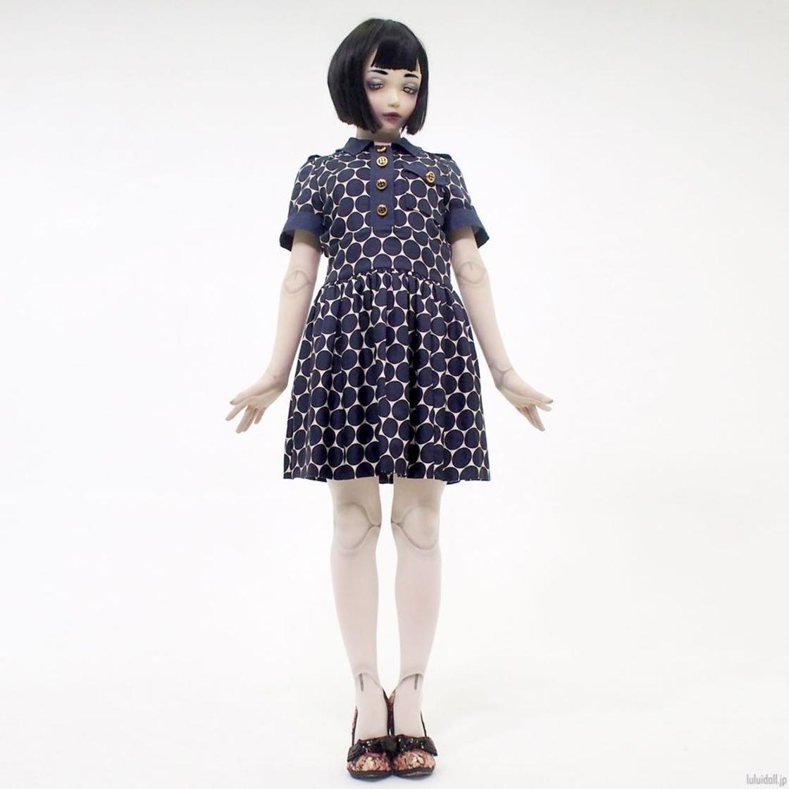 luluidoll muñeca japonesas viviente (16)