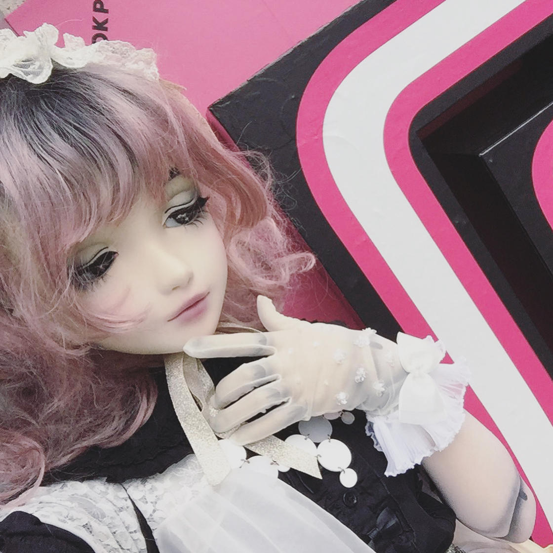 luluidoll muñeca japonesas viviente (18)