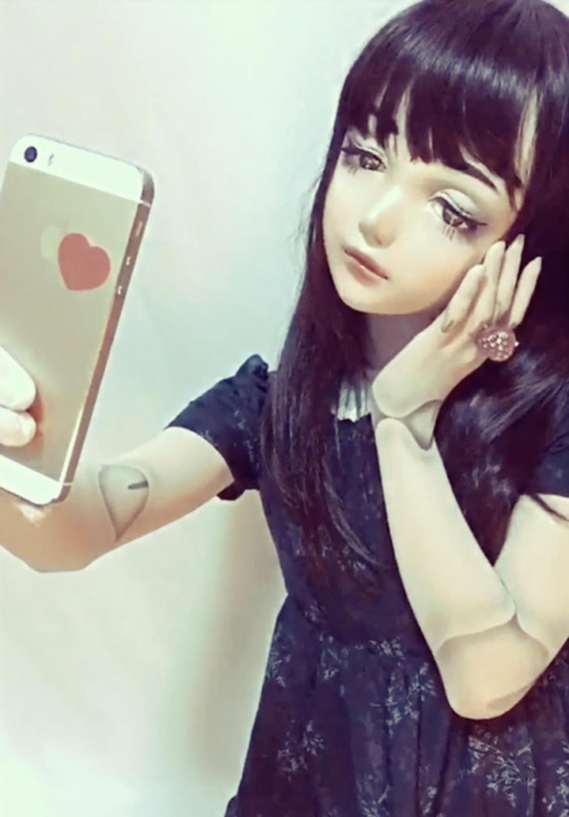 luluidoll muñeca japonesas viviente (2)