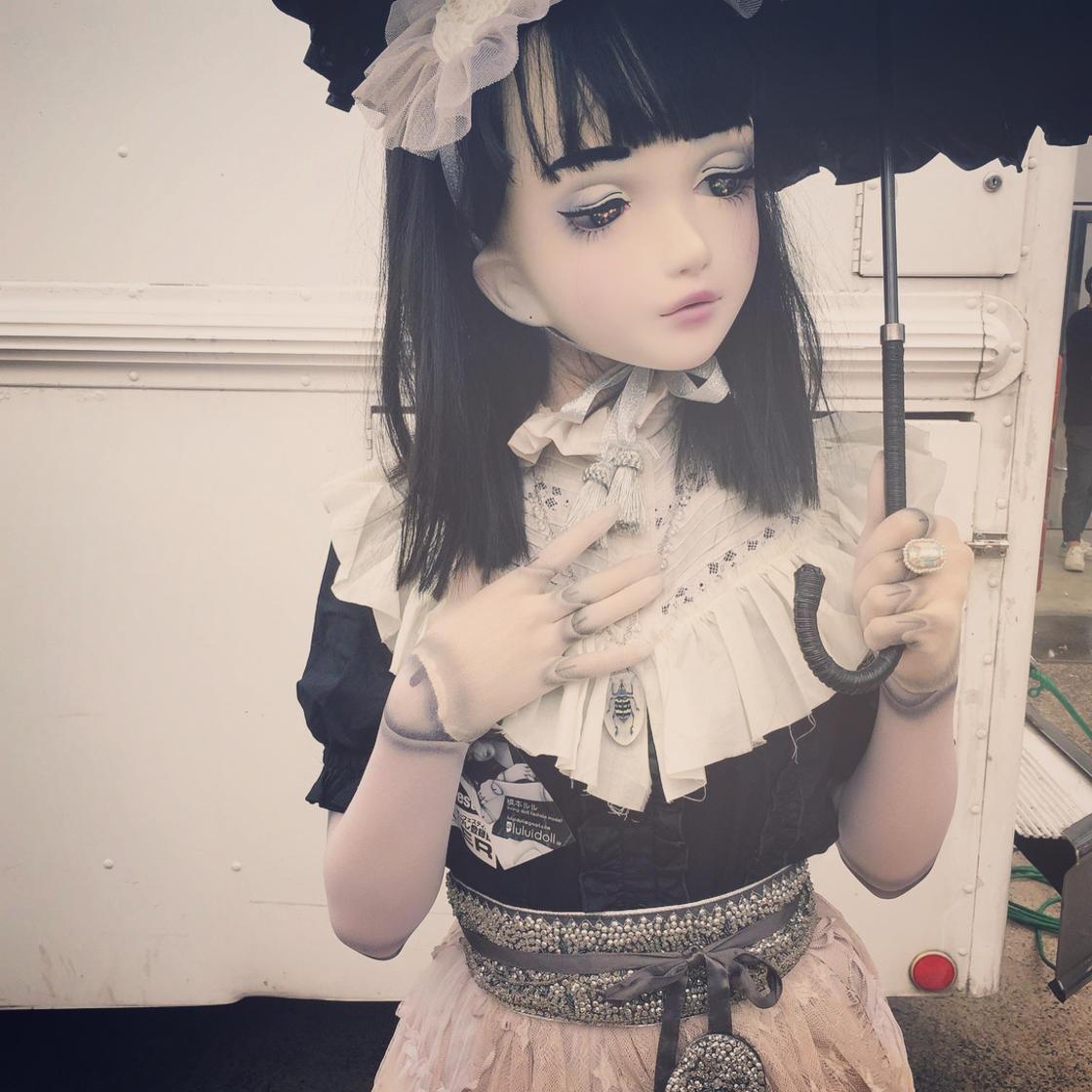 luluidoll muñeca japonesas viviente (4)
