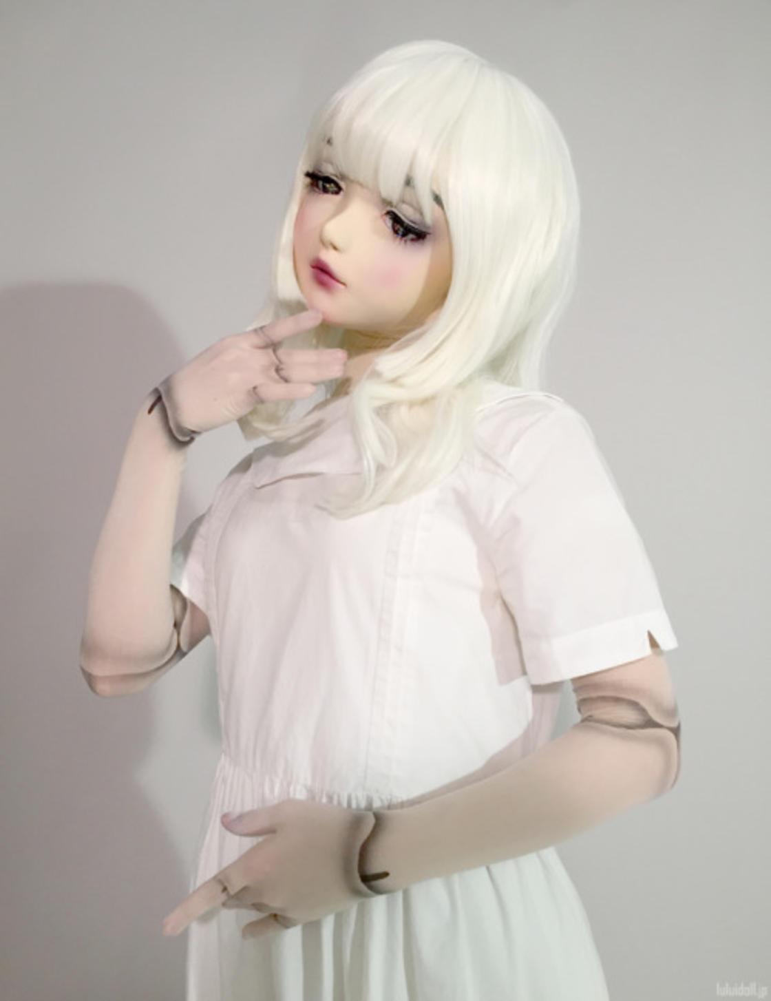 luluidoll muñeca japonesas viviente (5)