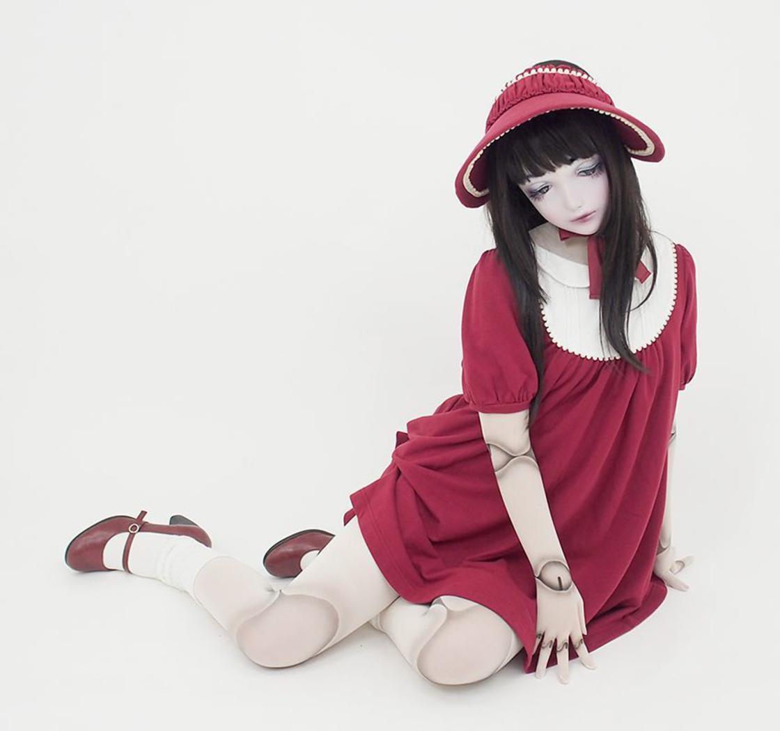 luluidoll muñeca japonesas viviente (6)
