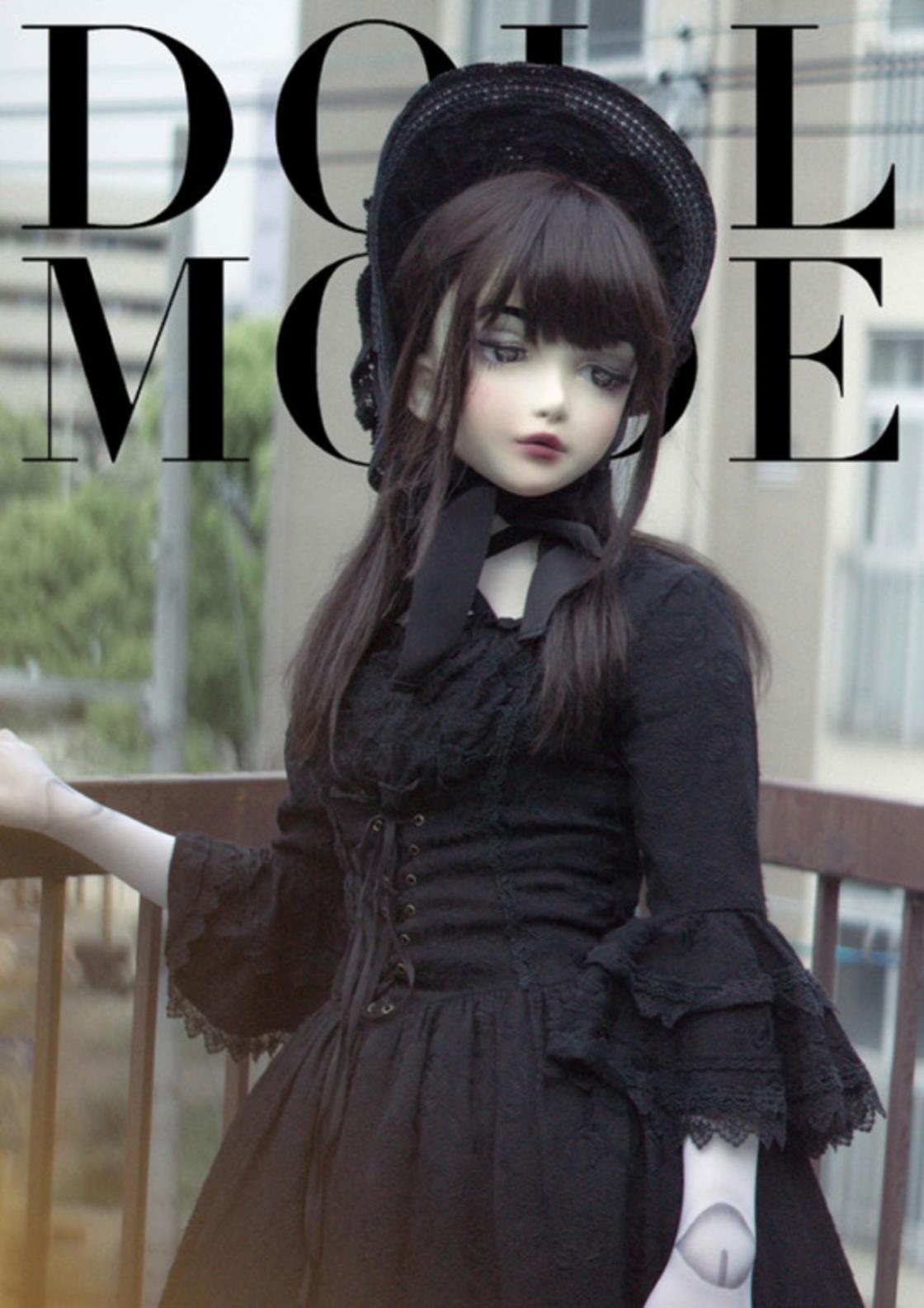 luluidoll muñeca japonesas viviente (7)