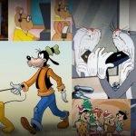 La divertida y distorsionada lógica de los dibujos animados