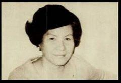 Teresita Basa, la muerta que resolvió su propio homicidio