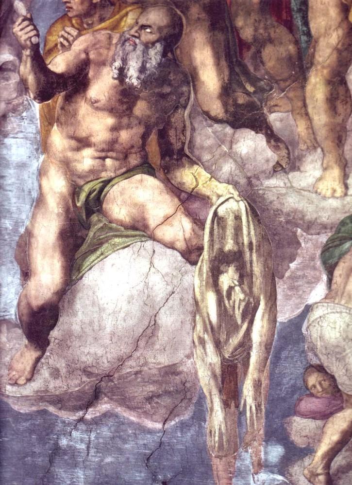 Bartolome el aposto capilla sixtina