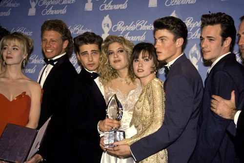 Beverly Hills 90210 elenco