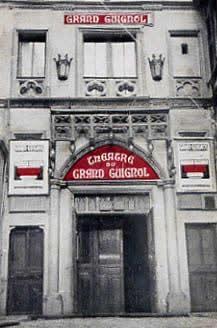 Grand Guignol fachada