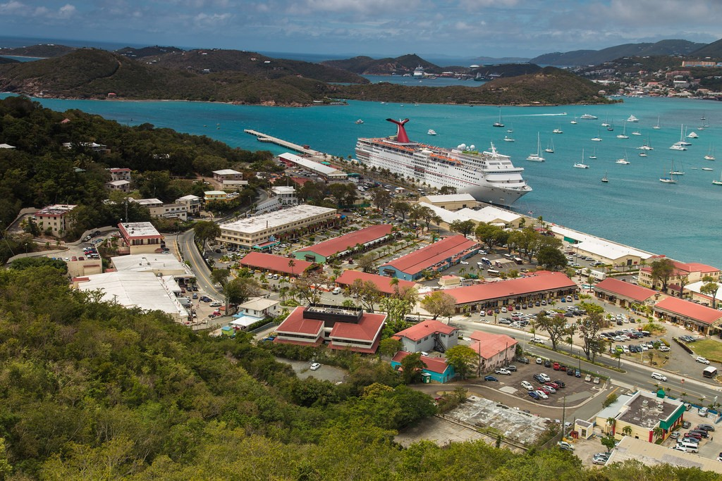 Isla Saint Thomas