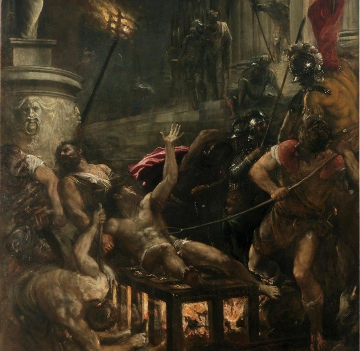 Lorenzo de Roma tortura