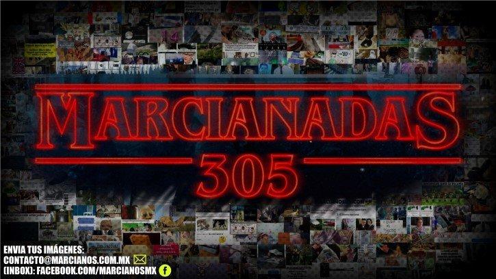 Marcianadas 305 portada