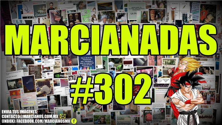 Marcianadas 302 portadas