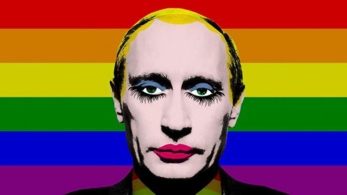 Meme Putin Drag Queen