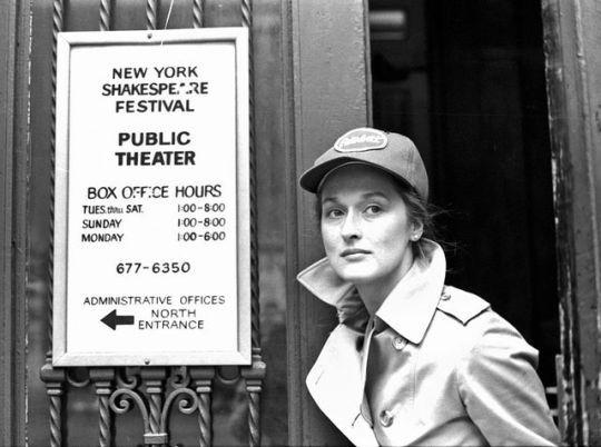 Meryl Streep 30 años