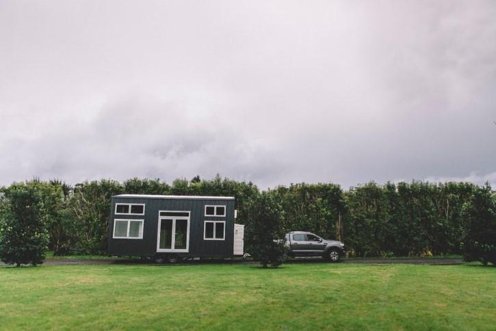 Millennial Tiny House casa rodando minuscula (1)